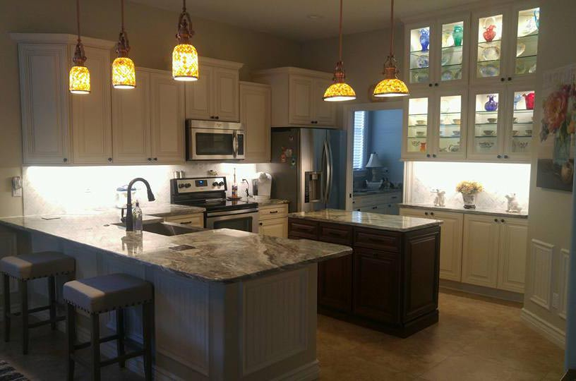 Licensed painting contractor for indoor projects