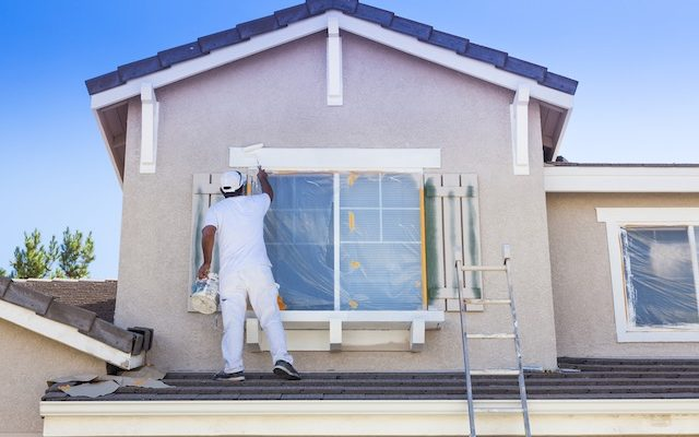 Signs that the outside of your home may need to be repainted